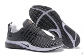 Nike Air Presto Flyknit Dark Grey White