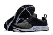 Nike Air Presto QS Grey Black Silvery