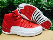 Super Perfect Air Jordan 12 Gym Red
