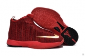 Nike Kobe 11 High Weave Red Golden Black
