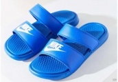 Nike Slipper Mens Blue White