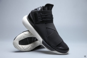 Adidas Y-3 Qasa High Black White