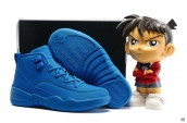 Air Jordan 12 Kids Blue