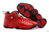Air Jordan Jumpman Team II Red Black