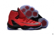 Nike Lebron 13 Elite Red Black