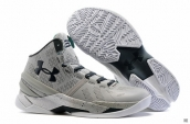 Ua Curry II Grey Black