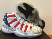 Air Jordan 11 AAA The United States to the moon 160
