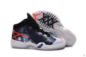 Air Jordan 30 Starry Sky White Black Blue