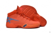 Air Jordan 30 Orange Red Blue