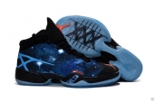 Air Jordan 30 Starry Sky Blue Black