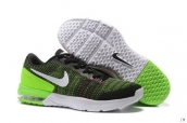 Nike Air Max Typha Black Fluorescent Green White