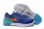 Nike Air Max Typha Blue Orange White