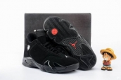 Perfect Air Jordan 14 Black 190