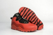 Air Jordan 10 AAA Red Black