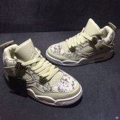Perfect Air Jordan 4 Snakeskin