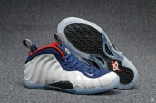 Air Foamposite One Women The Olympic Games White Blue Red
