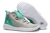 Air Jordan Reveal Women Grey Mint Green White