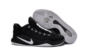 Nike Hyperdunk 2016 Low Black White