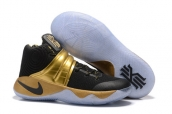 Nike Kyrie 2 Champion Black Golden