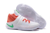 Nike Kyrie 2 Doughnut White Orange Green