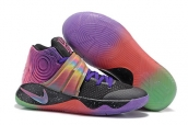 Nike Kyrie 2 Magical Night Black Purple Orange