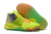 Nike Kyrie 2 Magical Night Fluorescent Green Orange