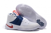 Nike Kyrie 2 Team USA White Blue Red