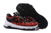 Nike Zoom KD 8 Black Rose Red White