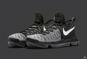 Nike Zoom KD 9 Low Black White