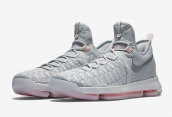 Nike Zoom KD 9 Low Grey