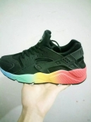 Nike Air Huarache 1 Black Rainbow