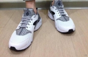 Nike Air Huarache 1 White Grey Black
