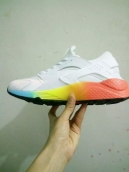 Nike Air Huarache 1 White Rainbow