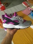 Nike Air Huarache 1 Grey Purple Black