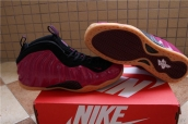 Air Foamposite One Maroon