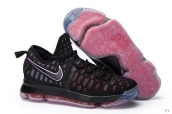 Nike Zoom KD 9 Low Black Red