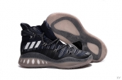 Adidas Crazy Explosive Navy Blue Grey White