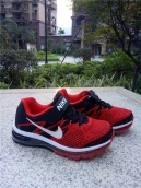 Nike Air Max Kids Red Black White
