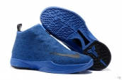 Nike Kobe 11 High Weave Blue Black