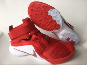 Nike Lebron Zoom Soldier 9 Red White