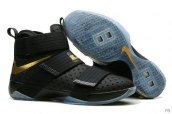 Nike Lebron Zoom Soldier 10 SFG EP Black Golden