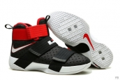 Nike Lebron Zoom Soldier 10 SFG EP Black Red White