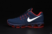 Nike Air Max Tailwind 8 KPU Navy Blue Red White
