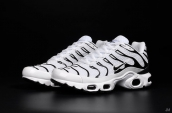 Air Max TN KPU White Black