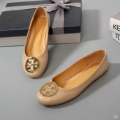 Tory Burch Flat Shoes Woman Pink