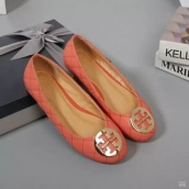 Tory Burch Woman Flat Shoes Orange