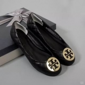 Tory Burch Woman Flat Shoes Black