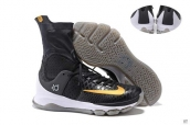 Nike Zoom KD 8 High Elite Black Golden White