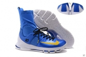 Nike Zoom KD 8 High Elite Blue Yellow Black White