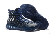 Adidas Crazy Explosive 3D Navy Blue White